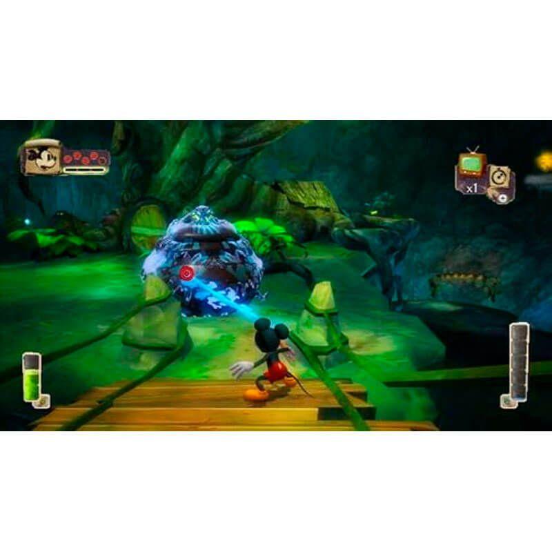 Jogo Disney Epic Mickey - Nintendo Wii