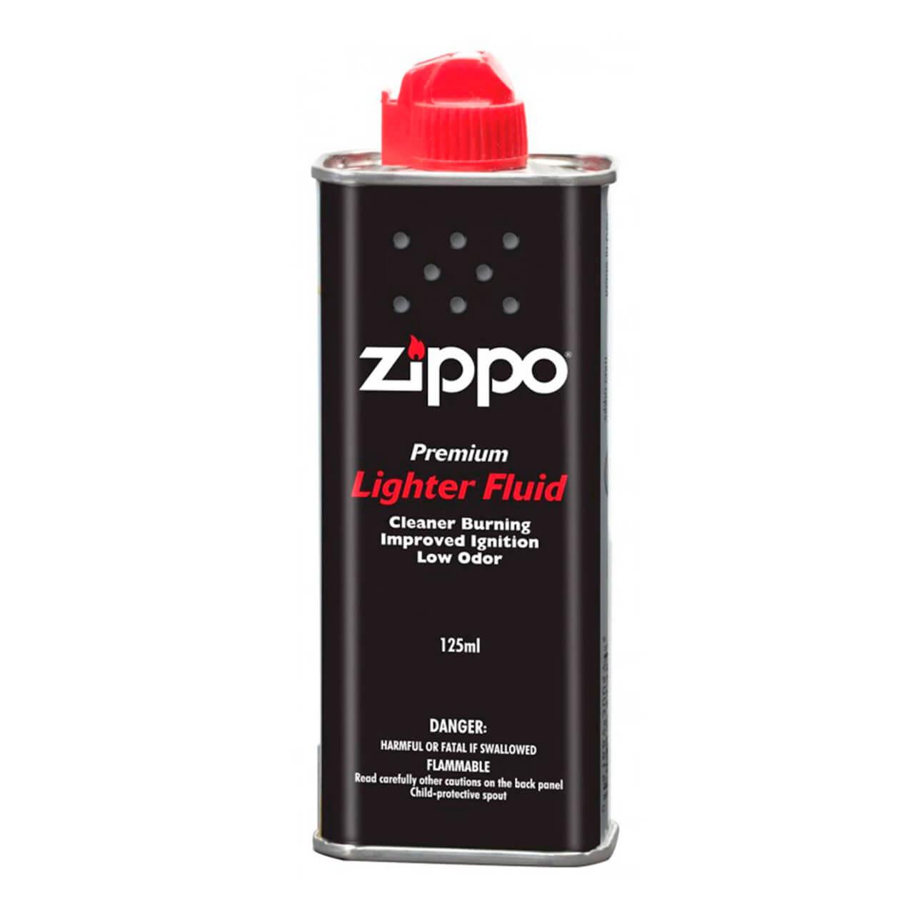 Fluido Premium para Isqueiro Zippo 125 ml