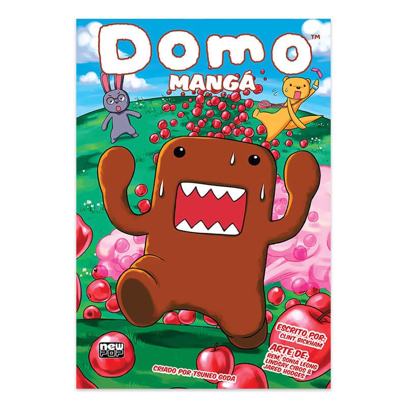 HQ Domo Mangá