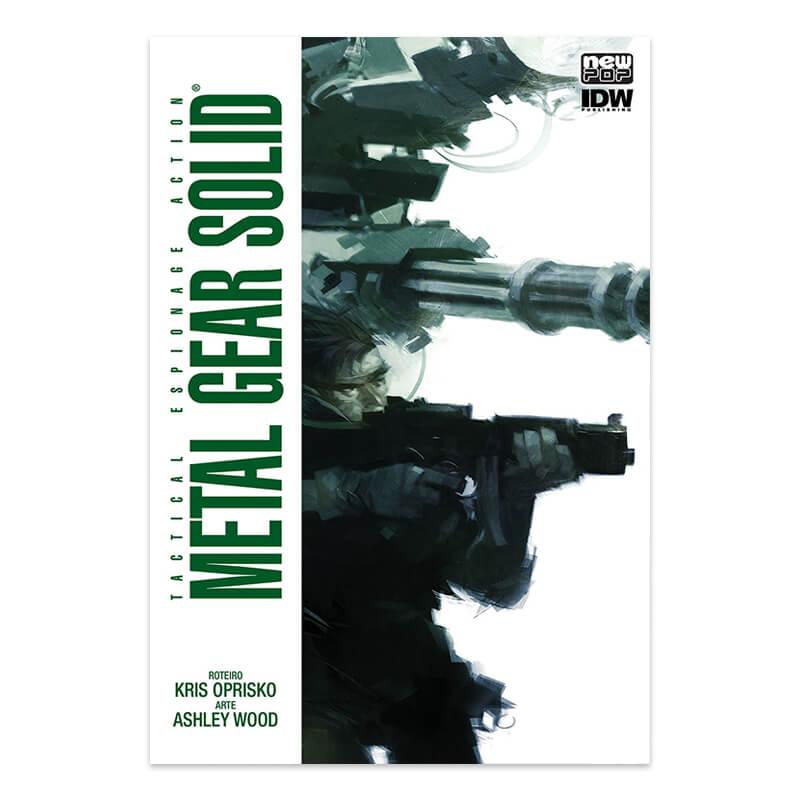 HQ Metal Gear Solid