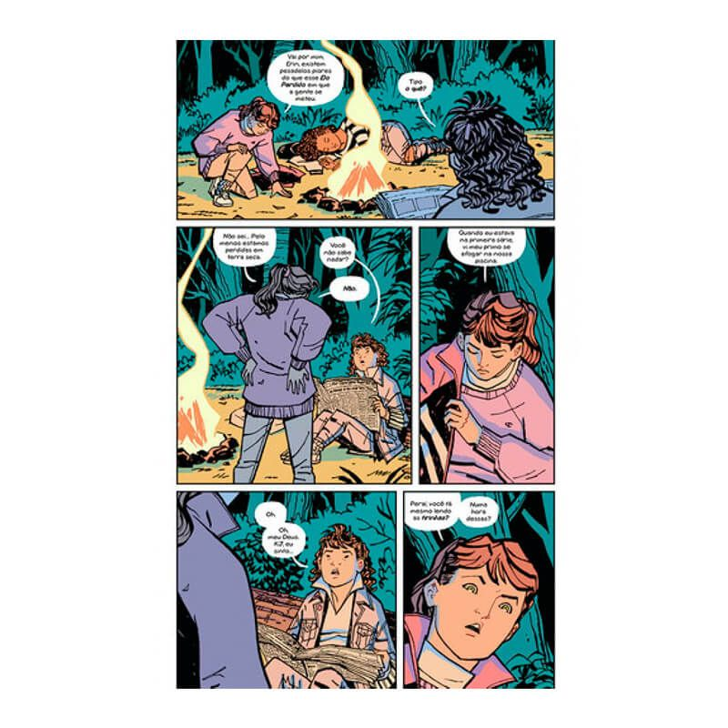 HQ Paper Girls - Volumes 1, 2 e 3