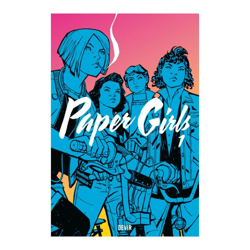HQ Paper Girls - Volume 1