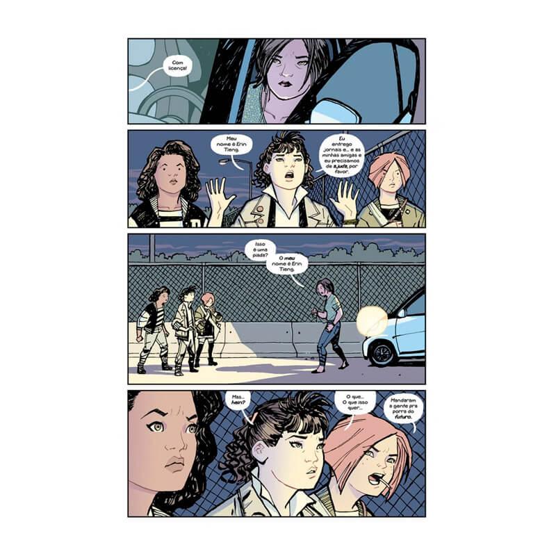 HQ Paper Girls - Volume 2