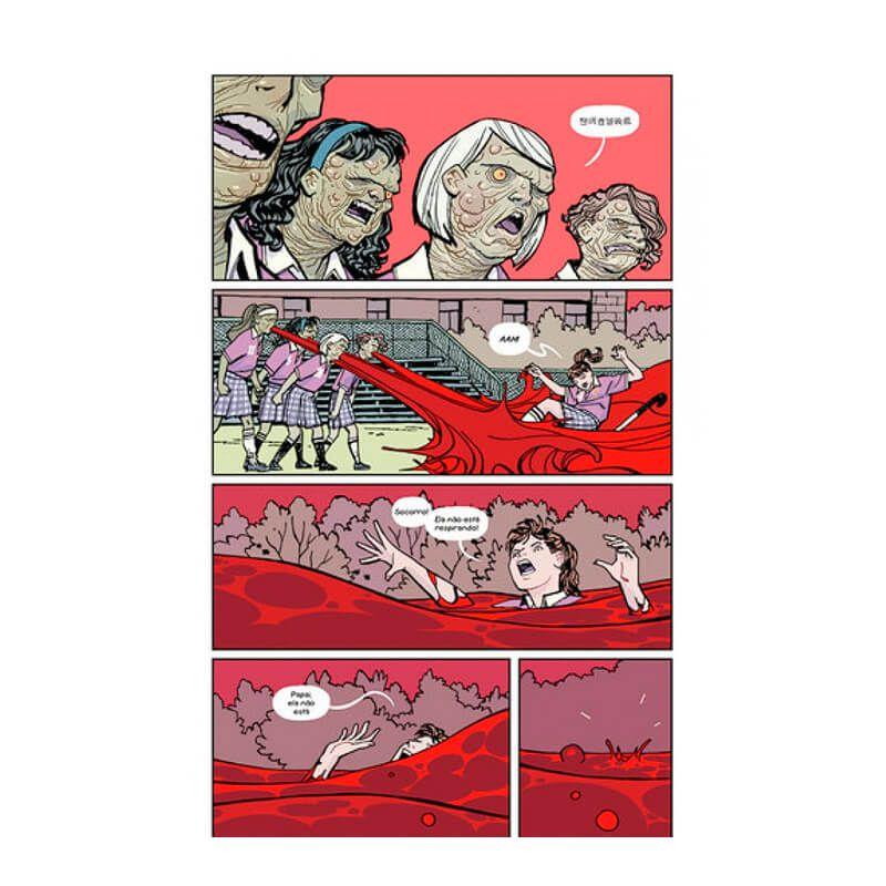 HQ Paper Girls - Volume 3