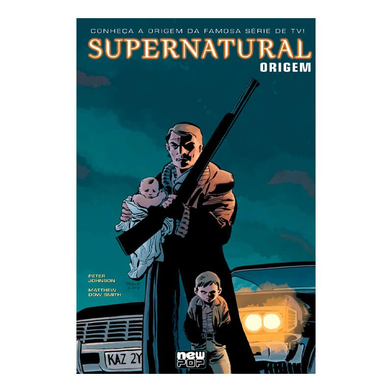 HQ Supernatural: Origem