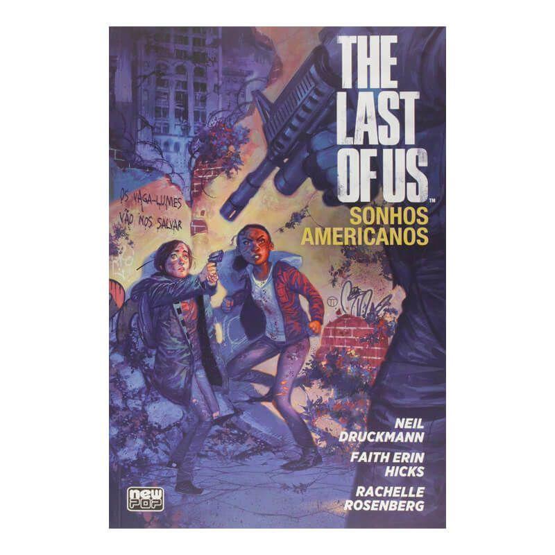 HQ The Last of Us: Sonhos Americanos