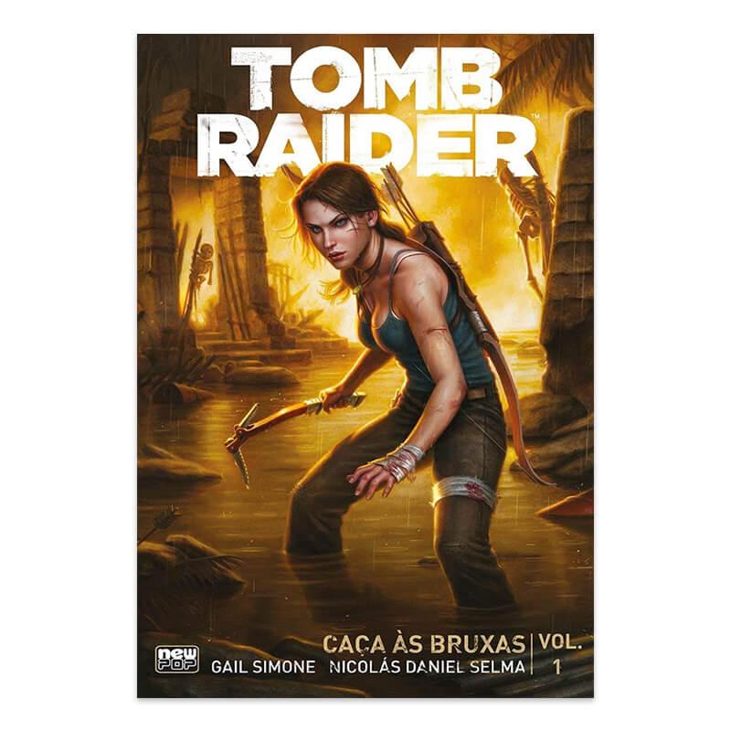 HQ Tomb Raider: Caça às Bruxas - Volume 1