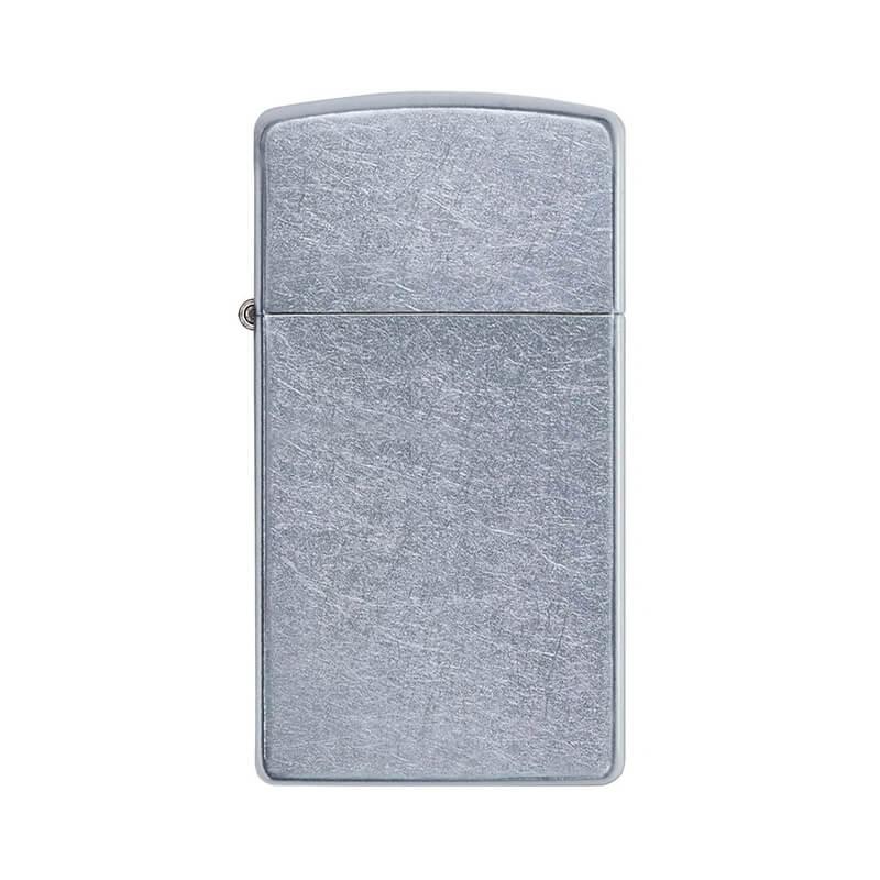Isqueiro Zippo 1607 Slim® Street Chrome™