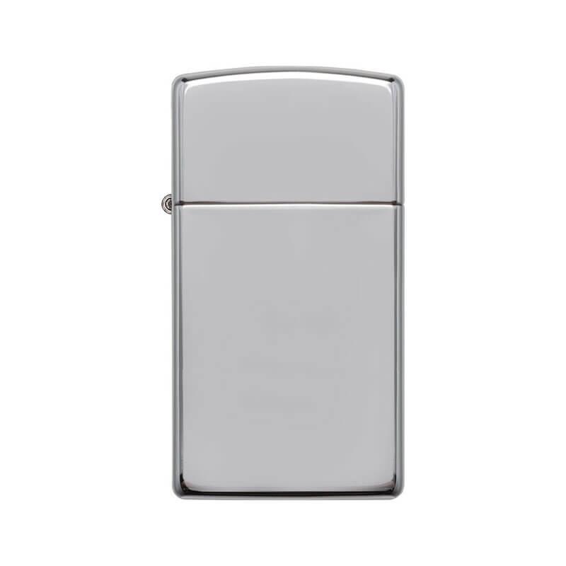 Isqueiro Zippo 1610 Slim® Cromado Polido