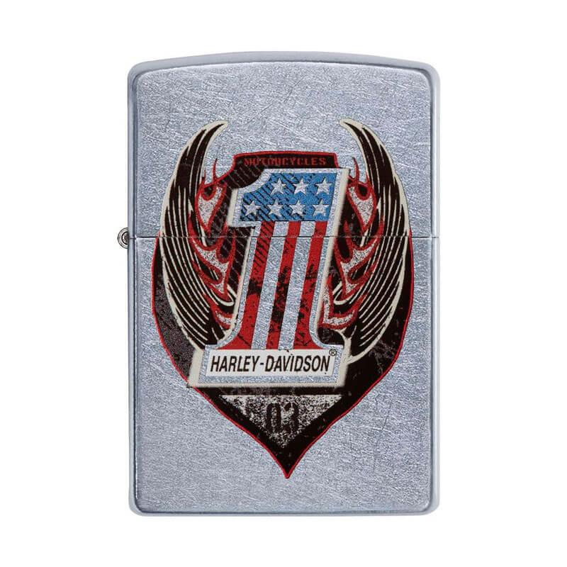 Isqueiro Zippo 29347 Classic Harley-Davidson® One Street