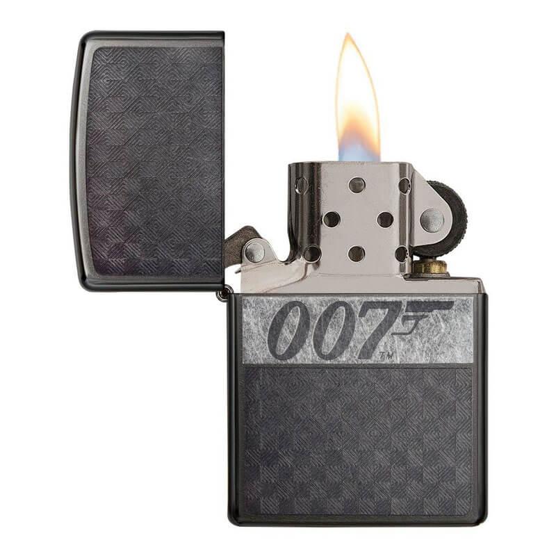 Isqueiro Zippo 29564 Classic James Bond 007™ Gray Dusk