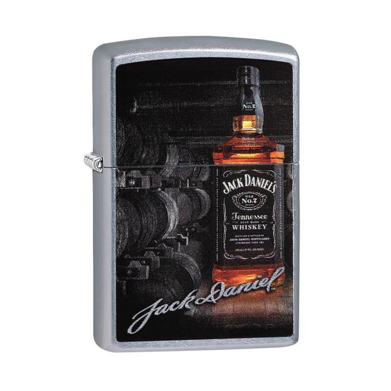 Isqueiro Zippo 29570 Classic Jack Daniel's® Bottle Street