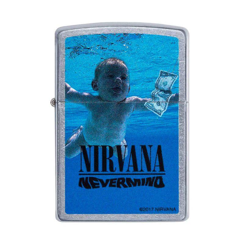 Isqueiro Zippo 29713 Classic Nirvana Nevermind Street