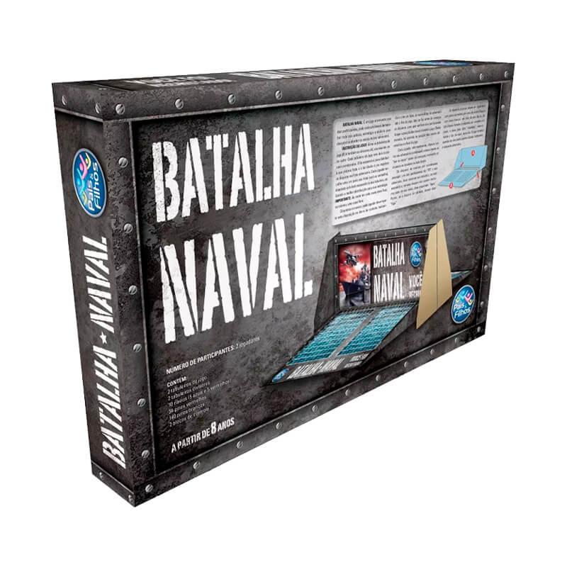 Jogo Batalha Naval | Pais & Filhos