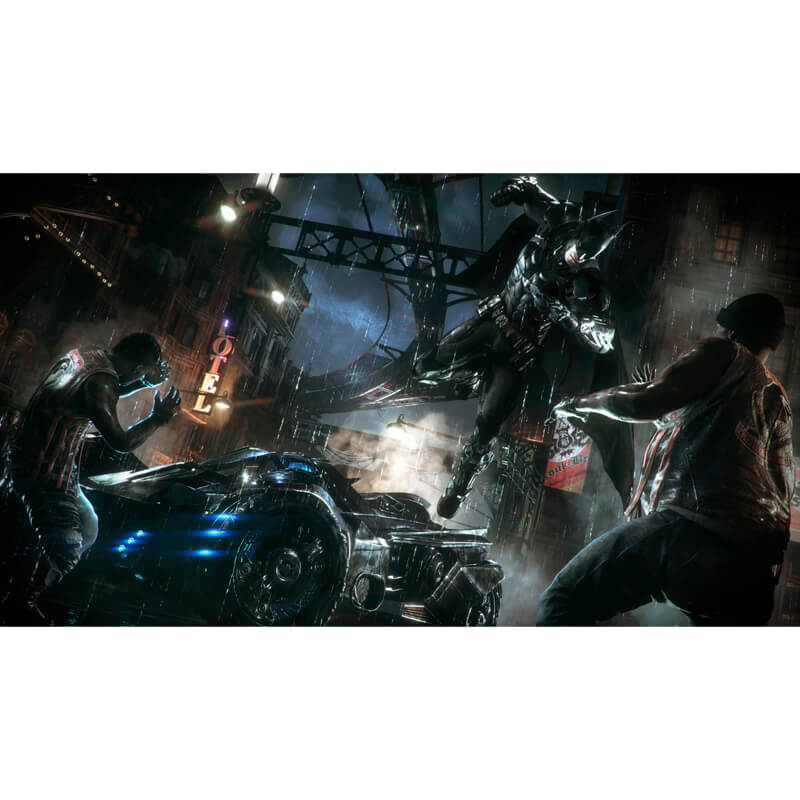 Jogo Batman: Arkham Knight - PS4