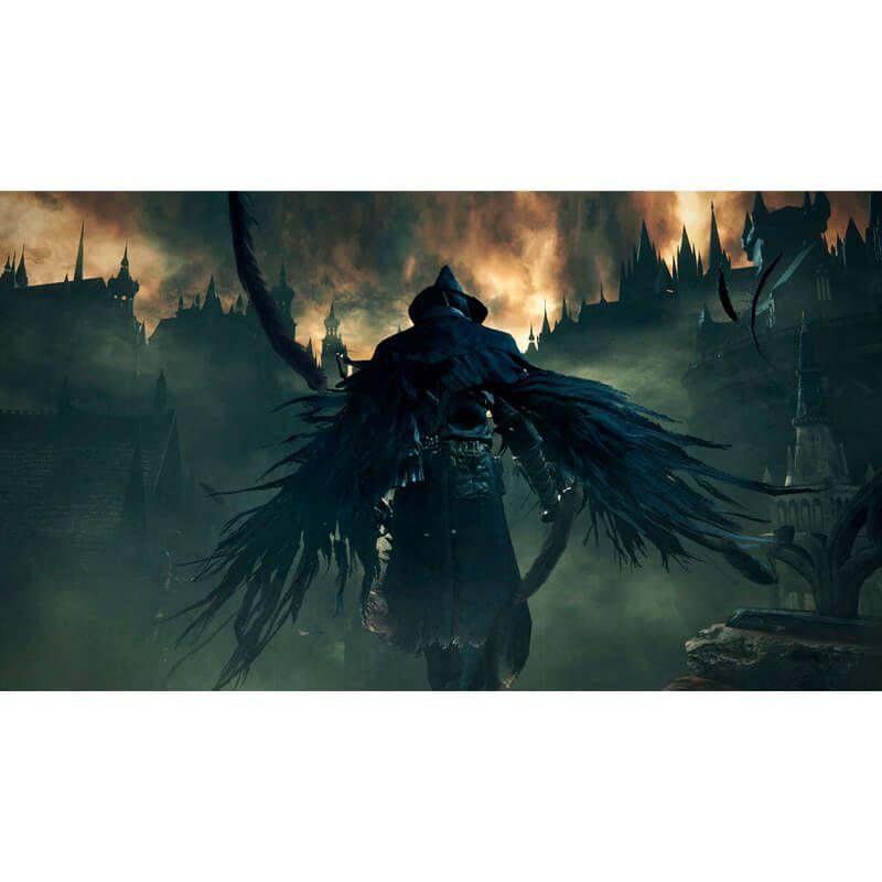 Jogo Bloodborne - PS4