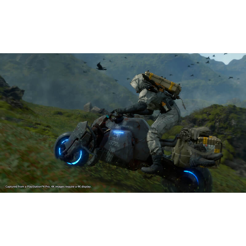 Jogo Death Stranding - PS4