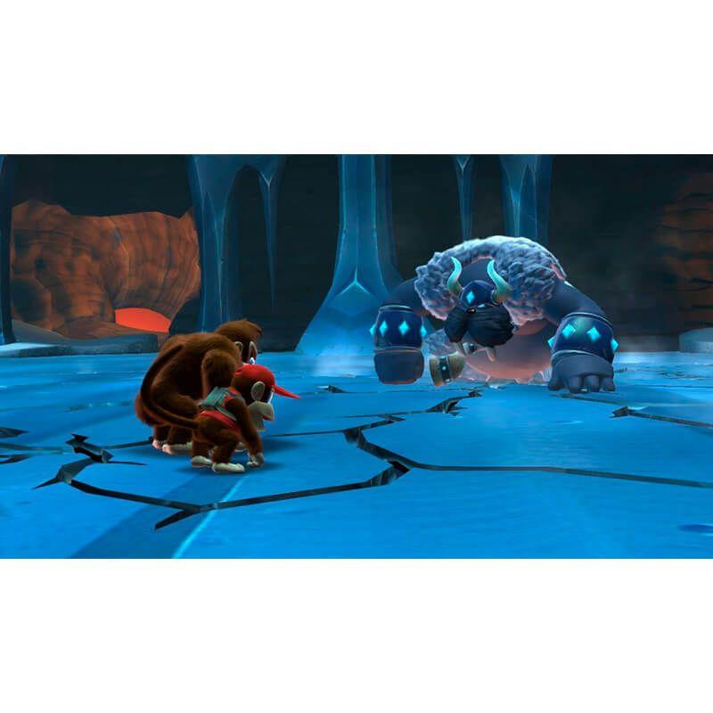 Jogo Donkey Kong Country: Tropical Freeze - Nintendo Wii U
