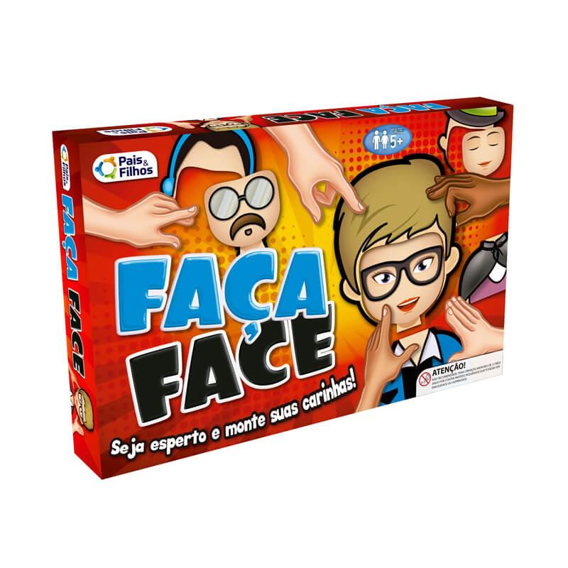 Jogo Faça Face | Pais & Filhos