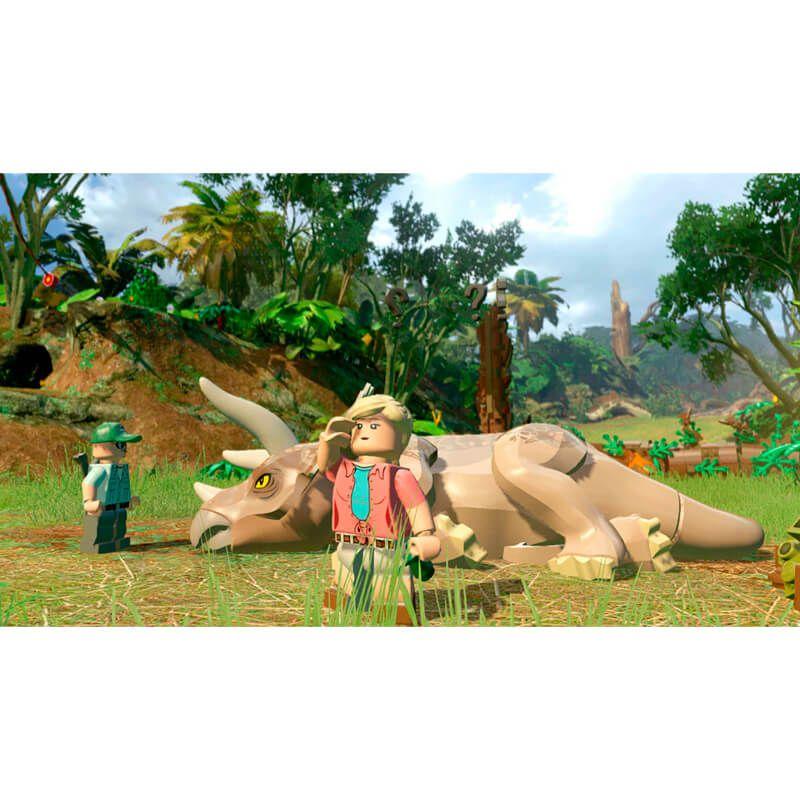 Jogo LEGO Jurassic World - PS4