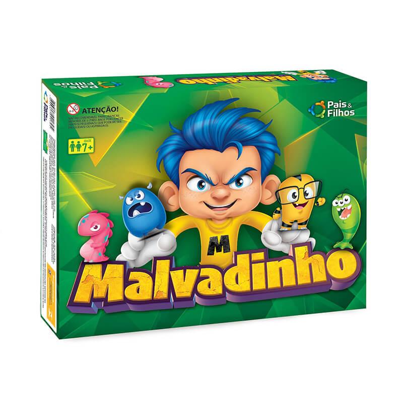 Jogo Malvadinho   Pais & Filhos