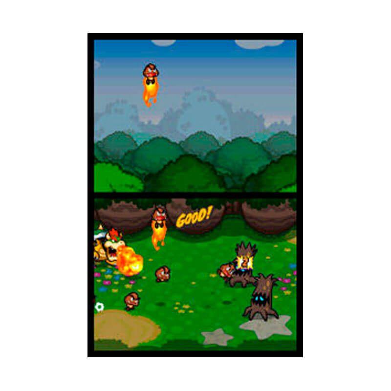 Jogo Mario & Luigi: Bowser's Inside Story - Nintendo DS