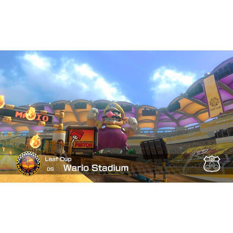 Jogo Mario Kart 8 - Nintendo Wii U