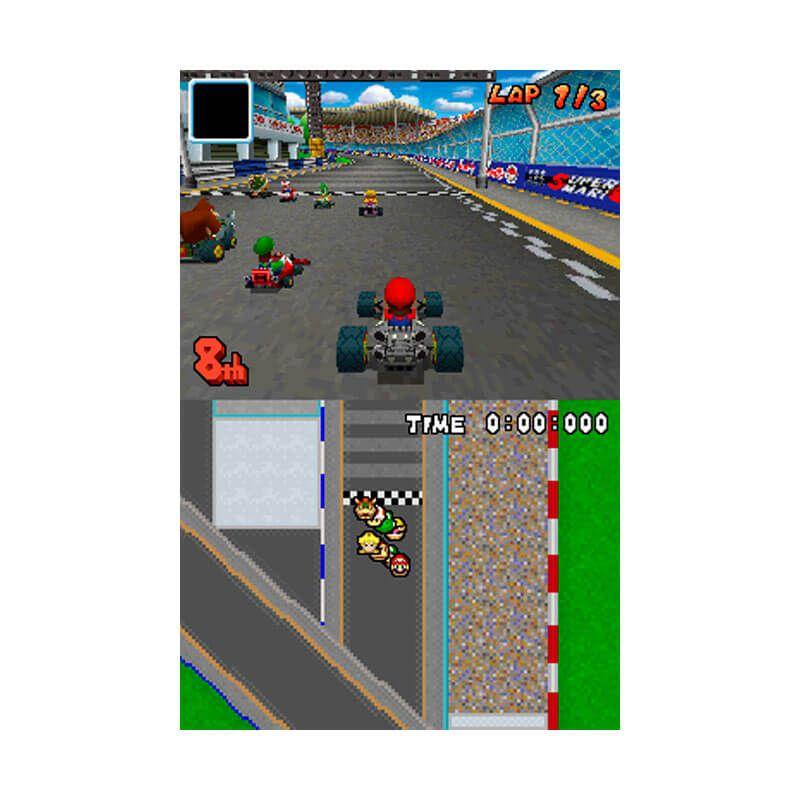Jogo Mario Kart DS - Nintendo DS