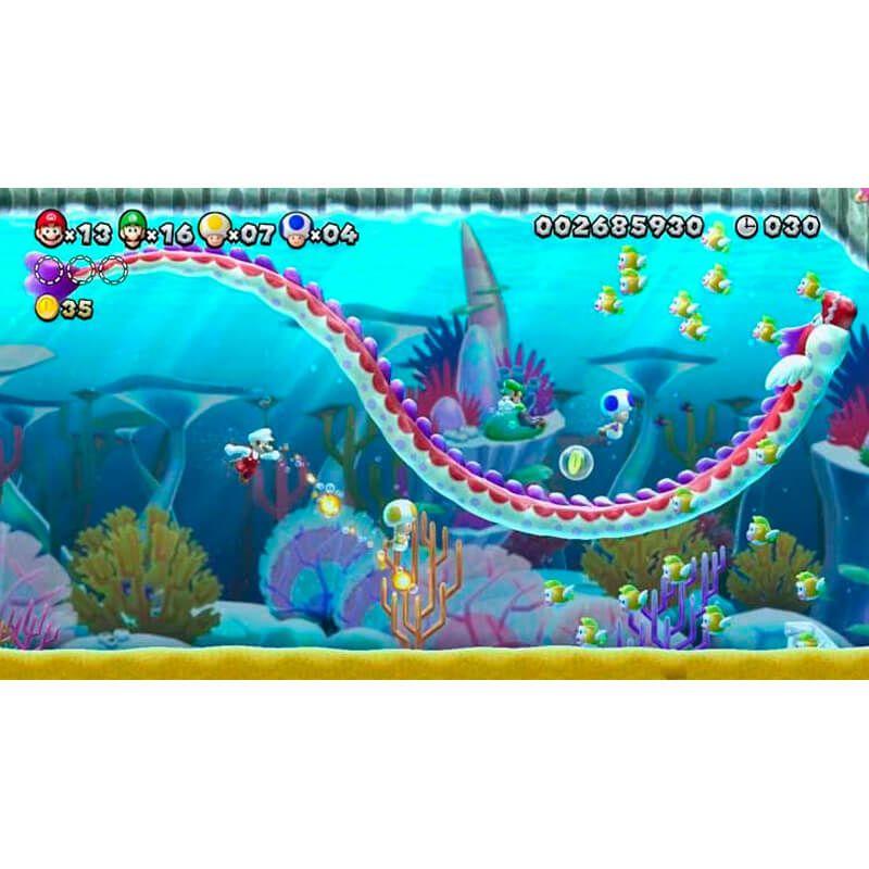 Jogo New Super Mario Bros. U + New Super Luigi U - Nintendo Wii U