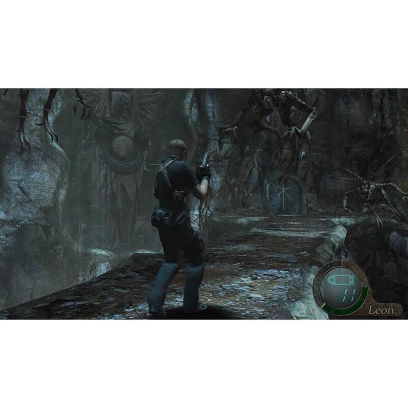 Jogo Resident Evil 4 - PS4