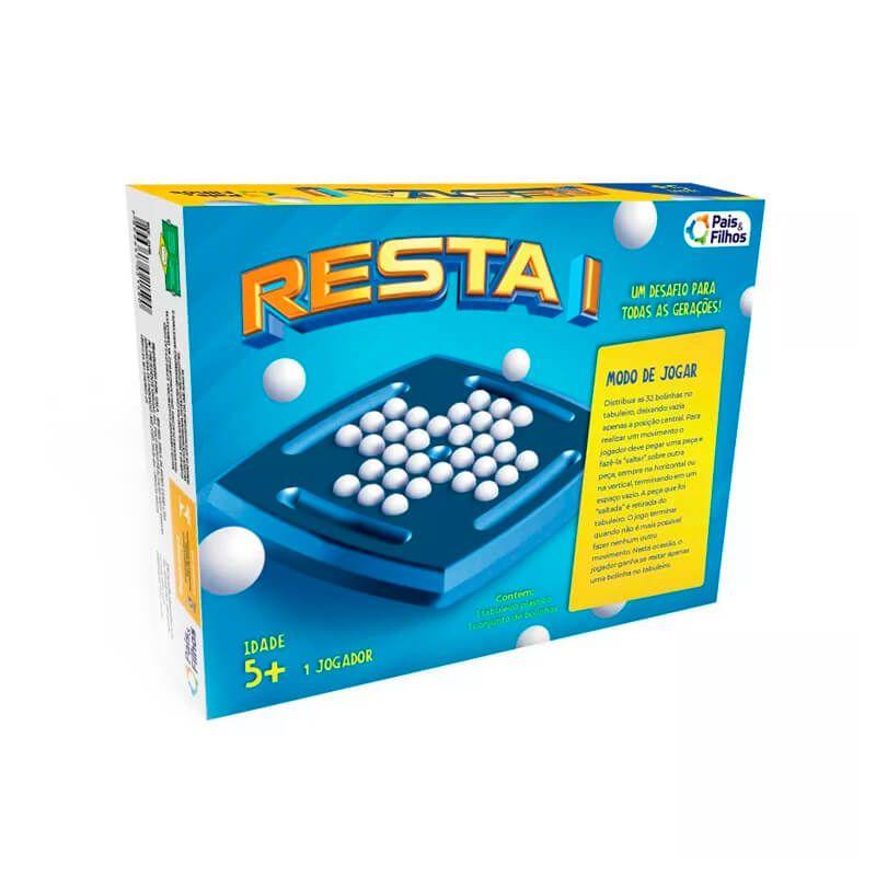 Jogo Resta 1 | Pais & Filhos