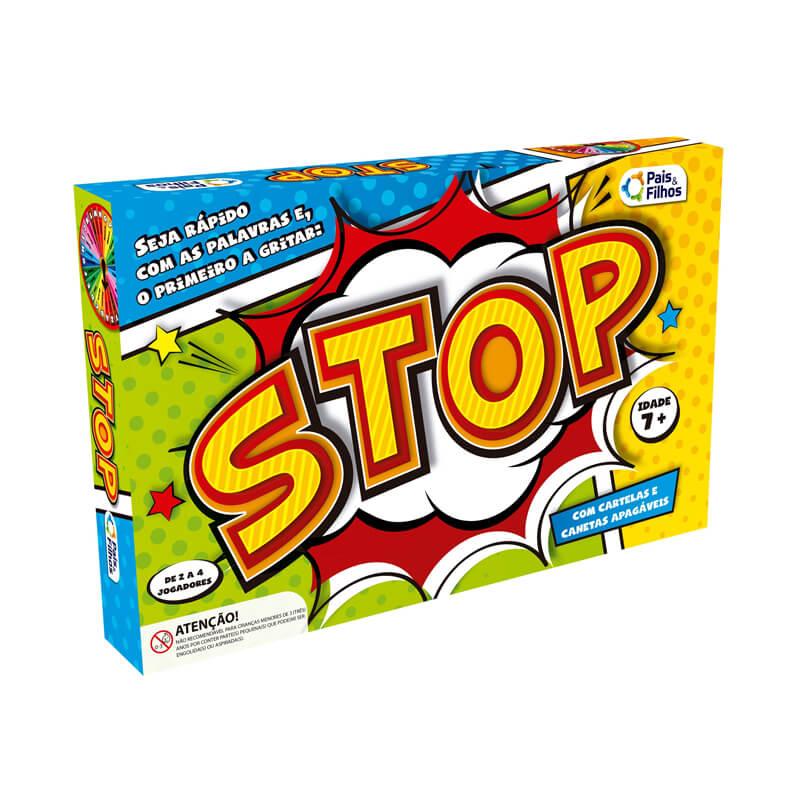 Jogo Stop   Pais & Filhos