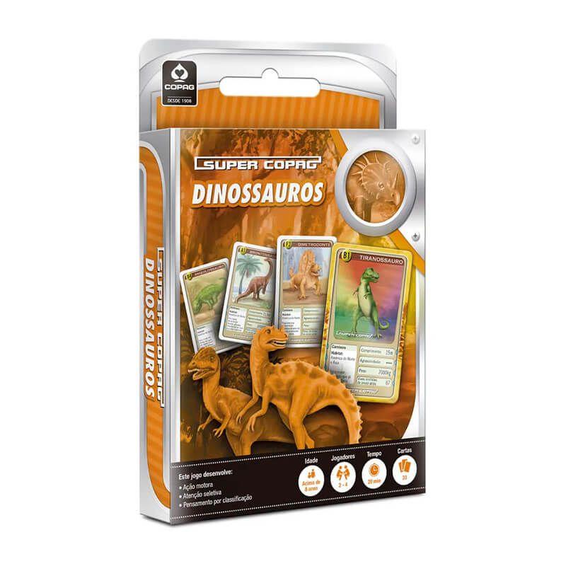 Jogo Super COPAG: Dinossauros - COPAG
