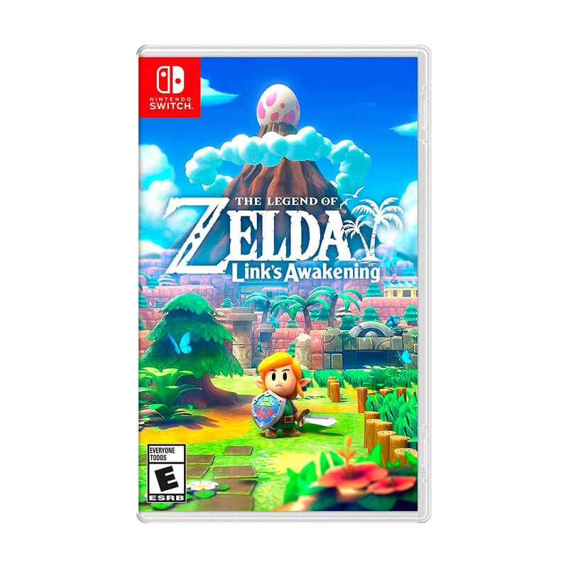 Jogo The Legend of Zelda: Link's Awakening - Nintendo Switch