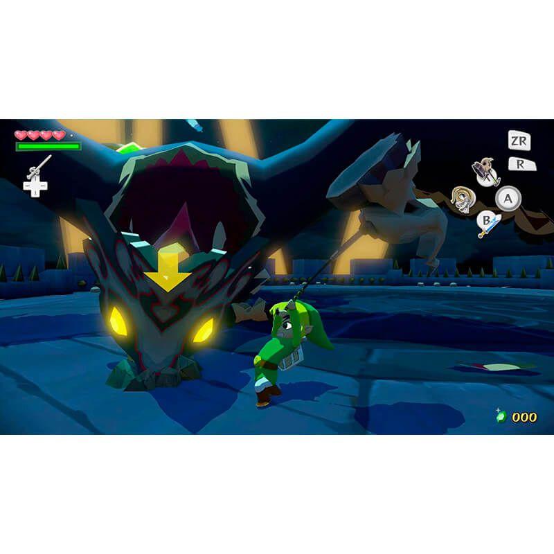 Jogo The Legend of Zelda: The Wind Waker HD - Nintendo Wii U