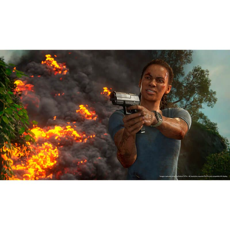 Jogo Uncharted: The Lost Legacy - PS4