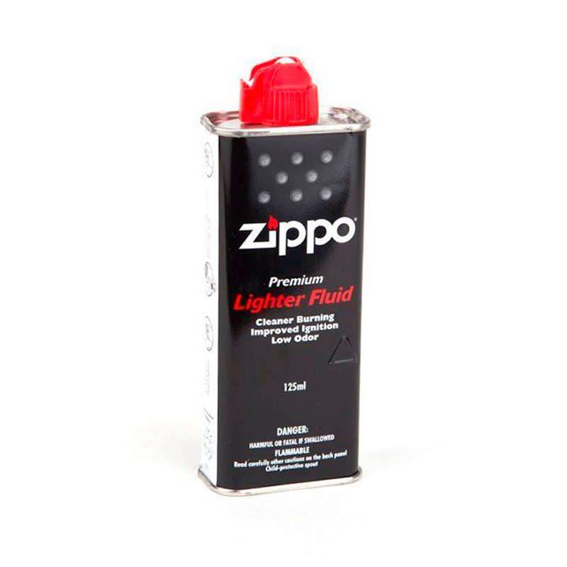 Kit Fluido + Pedra para Isqueiro Zippo