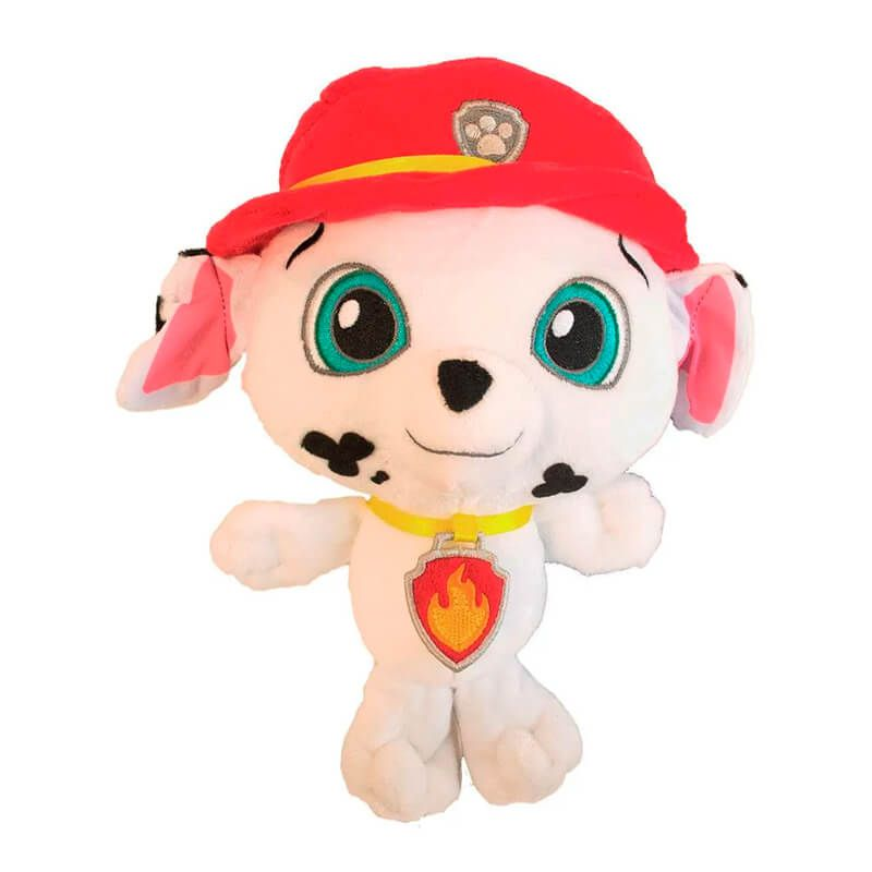 """Kit Pelúcias Baby Patrulha Canina 8"""" - Chase + Skye + Rocky + Rubble + Marshall + Zuma   Sunny"""