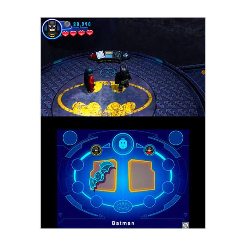 Jogo LEGO Batman 2: DC Super Heroes - Nintendo 3DS