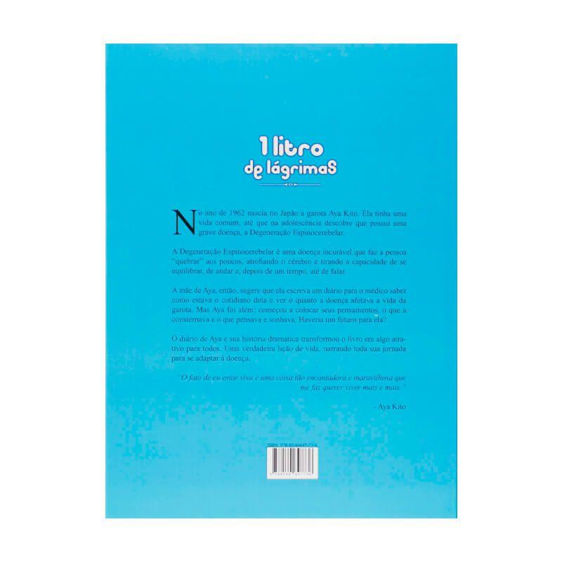 Livro 1 Litro de Lágrimas - Diário da Aya
