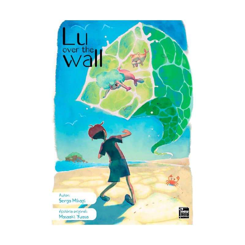 Livro Lu Over The Wall