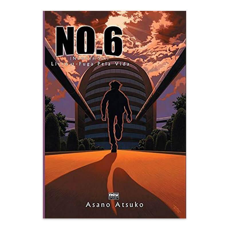 Livro NO.6: Fuga Pela Vida - Livro 01