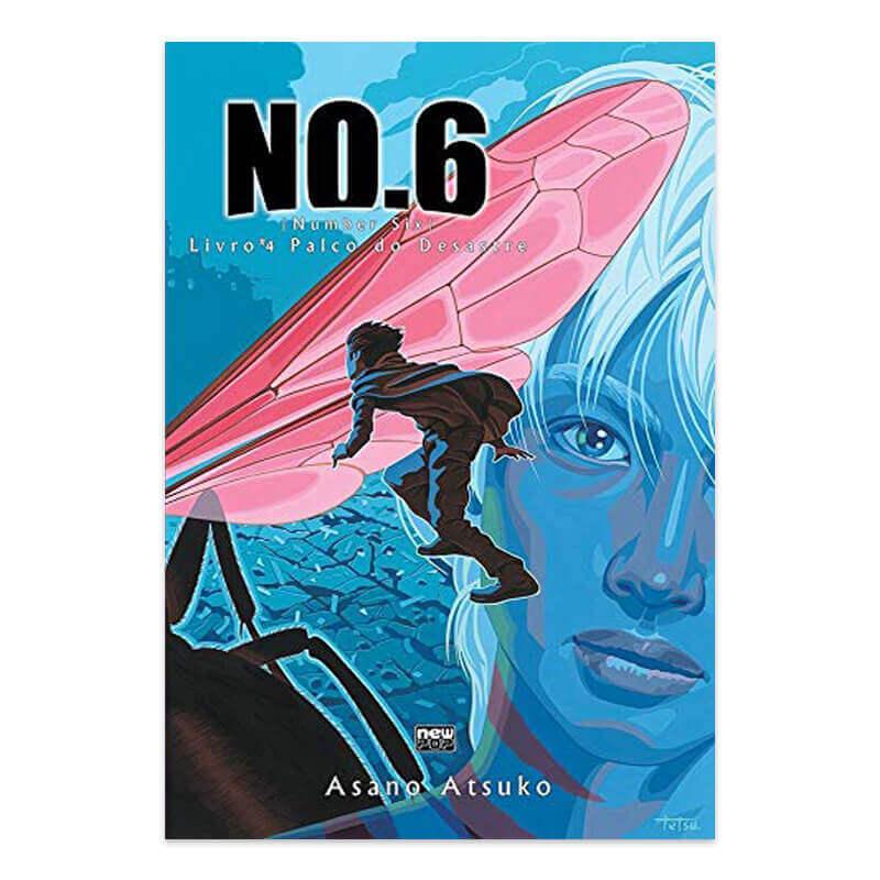 Livro NO.6: Palco do Desastre - Livro 04