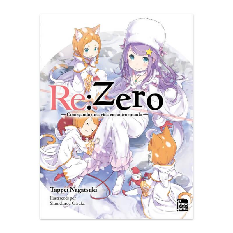 Livro Re:Zero: Começando uma Vida em Outro Mundo - Livro 06