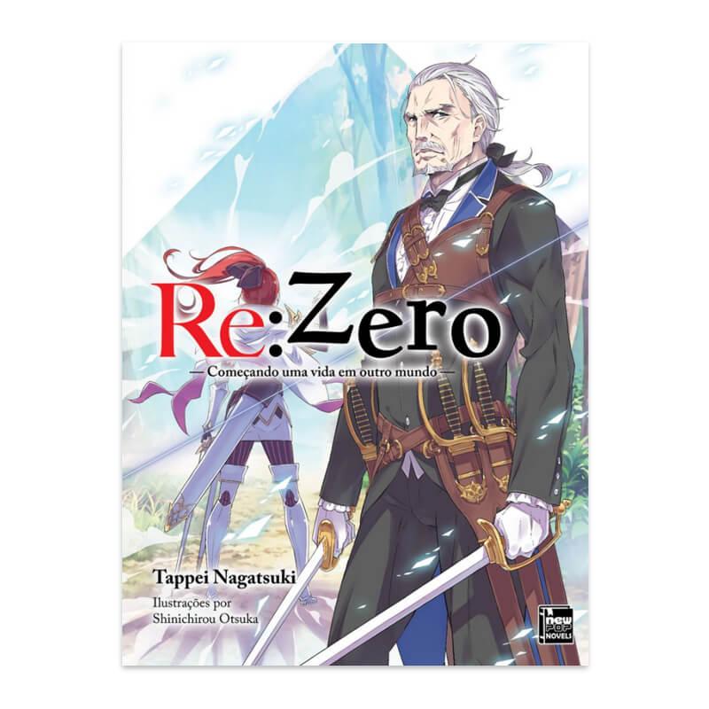 Livro Re:Zero: Começando uma Vida em Outro Mundo - Livro 07