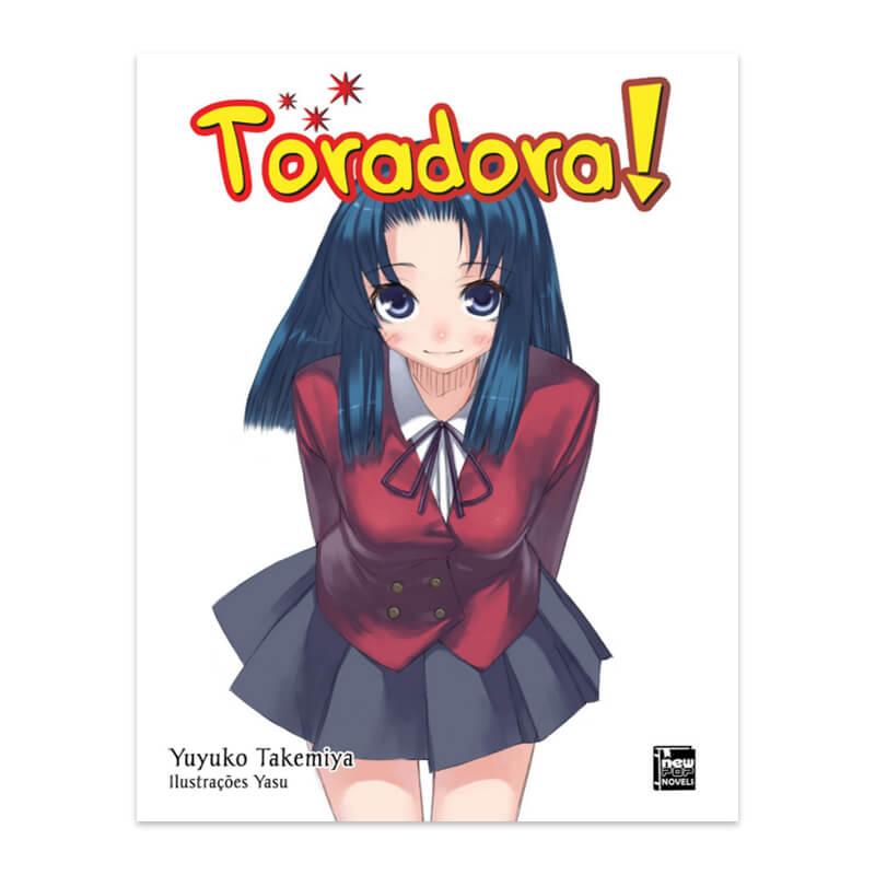 Livro Toradora! - Livro 02