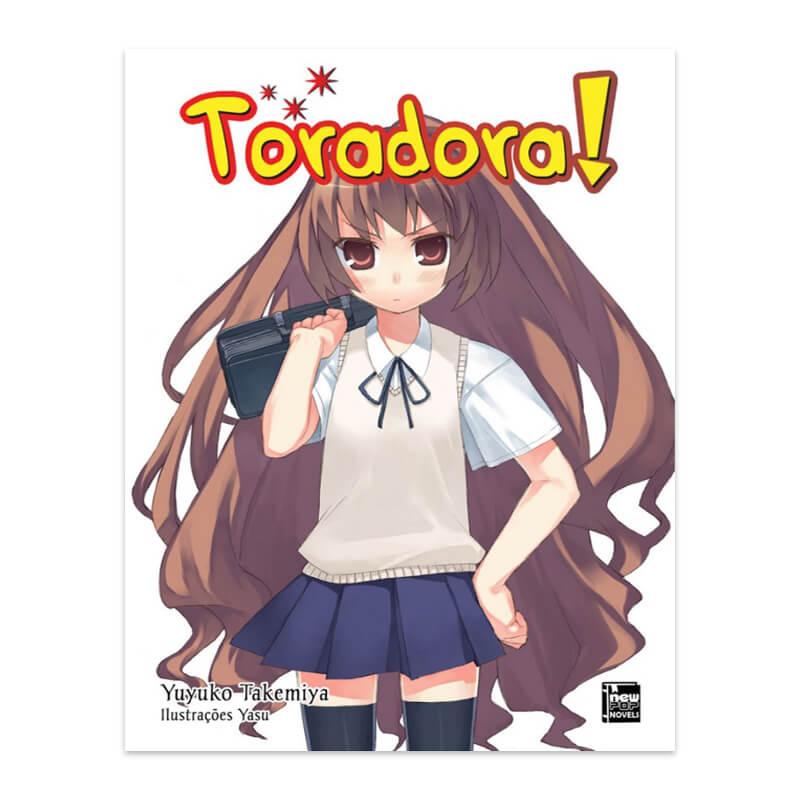 Livro Toradora! - Livro 03