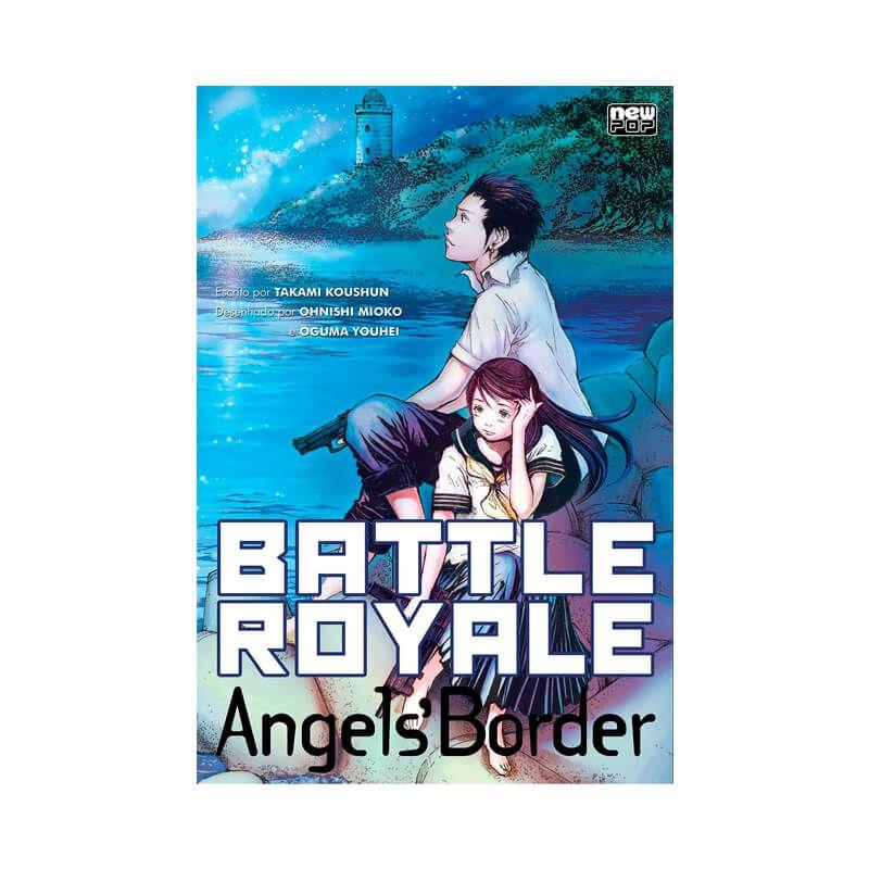 Mangá Battle Royale: Angels' Border