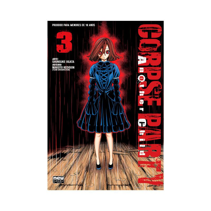 Mangá Corpse Party: Another Child - Volume 3