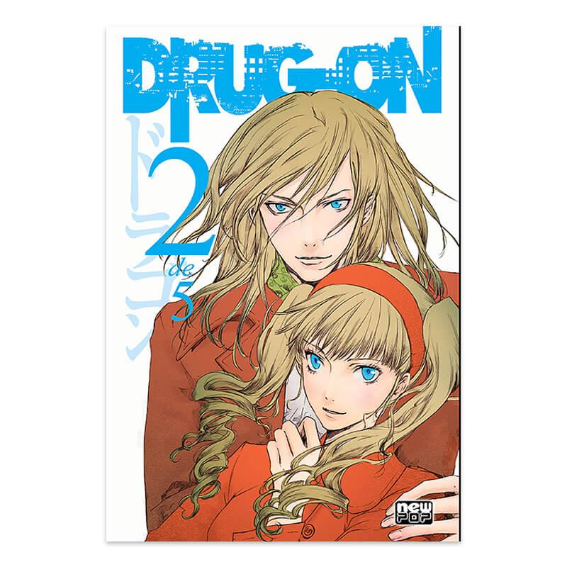 Mangá Drug-On - Volume 02